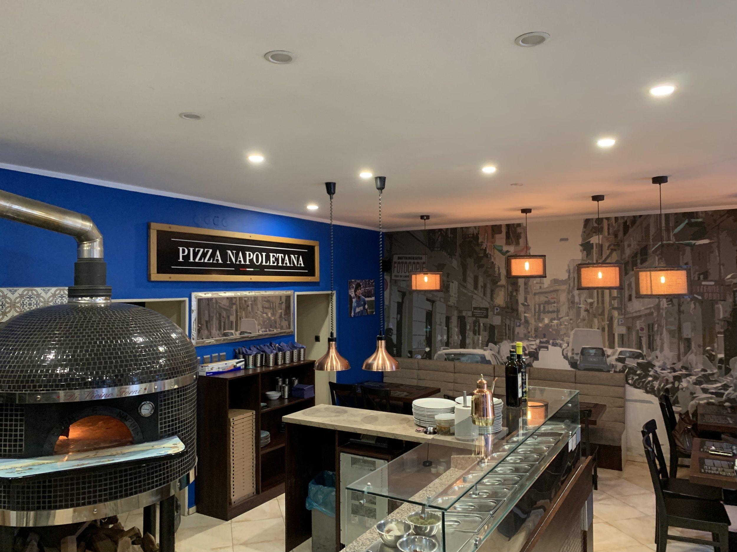 Foto: archiv pizzeria Da Pietro
