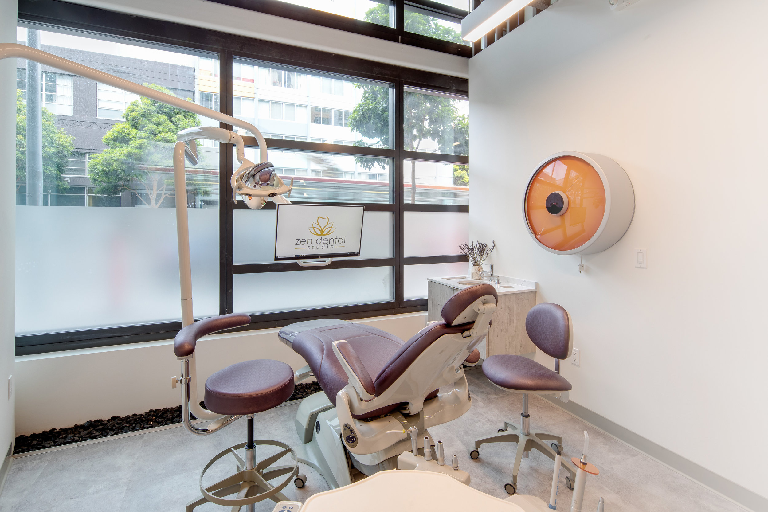 At Zen Dental Studio, we believe a beautiful smile starts from within. Equipped with latest technology, our expert staff provides exceptional dental care within a space designed for personal rejuvenation and renewal. -