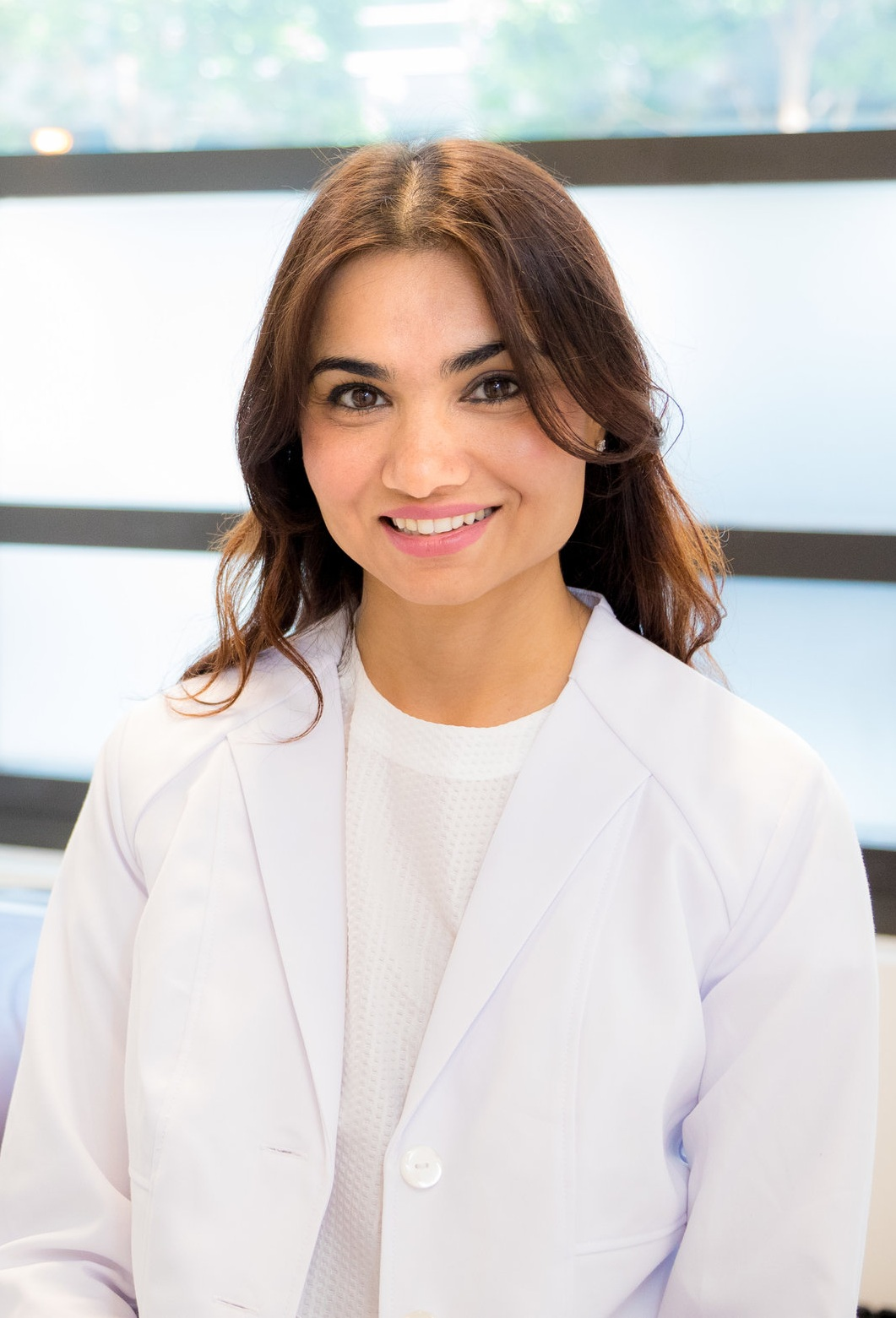 Srijana PokhrelDentist - Dr. Pokhrel graduated from the New York University College of Dentistry and is a member of the American Dental Association, the California Dental Association, and the San Francisco Dental Society.Dr. Pokhrel is a big believer in continuous learning and completes over 100 hours of additional training each year, perfecting her skills and incorporating the latest developments in dental medicine. She cares deeply about her patients and goes above and beyond to provide them with the best care possible.Dr. Pokhrel cares for your soul as much as your smile, because she believes the two are fundamentally interwoven. Her joint passions for dentistry and mindfulness inspire her treatment philosophy, and she believes in crafting unique smiles that are able to tell their own stories.