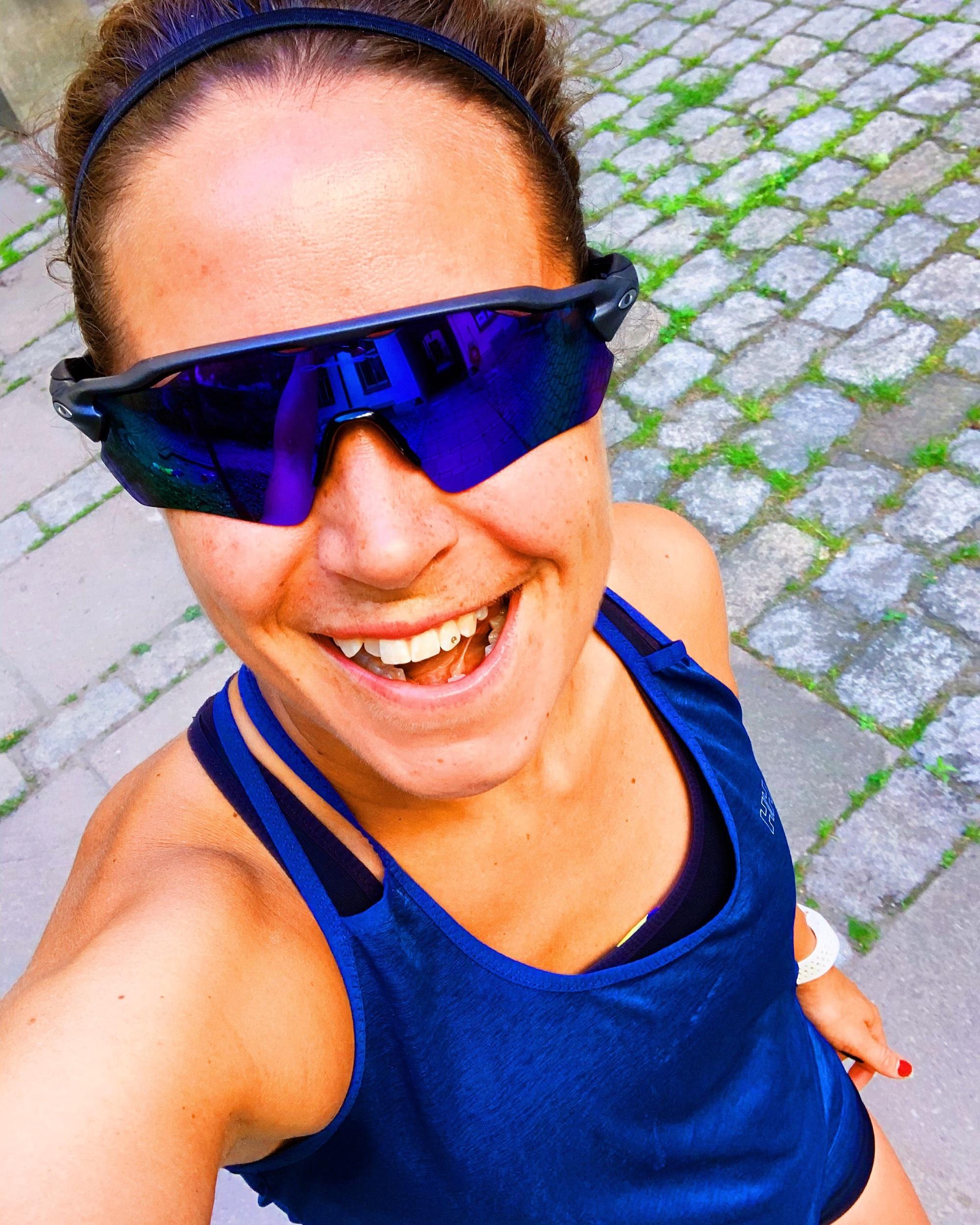 .. jag efter en löptur!! 😍😎