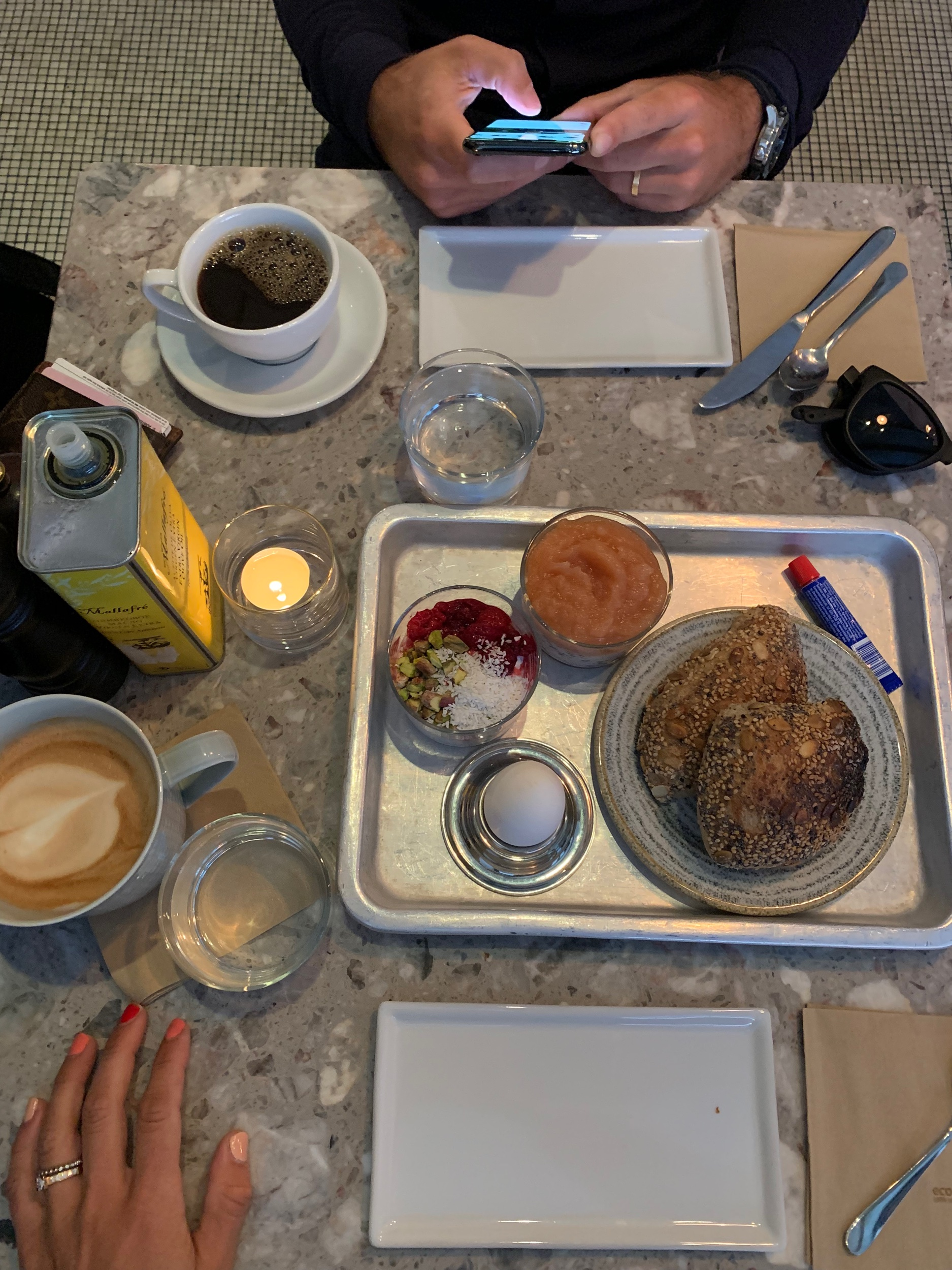 Frukostdate. ❣️