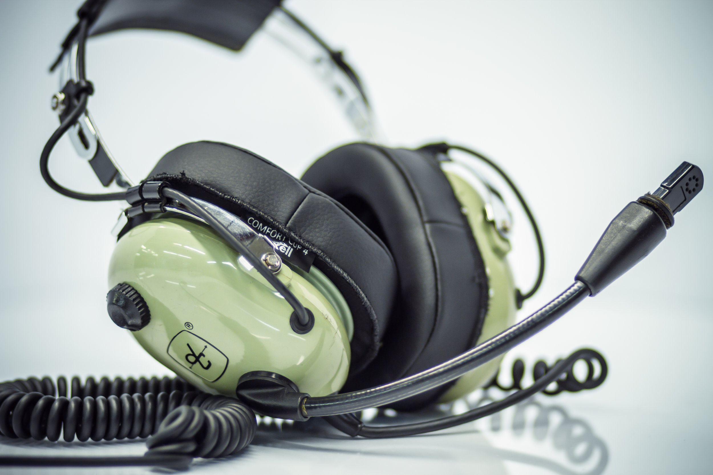 Comfort Cups for David Clark Headset -