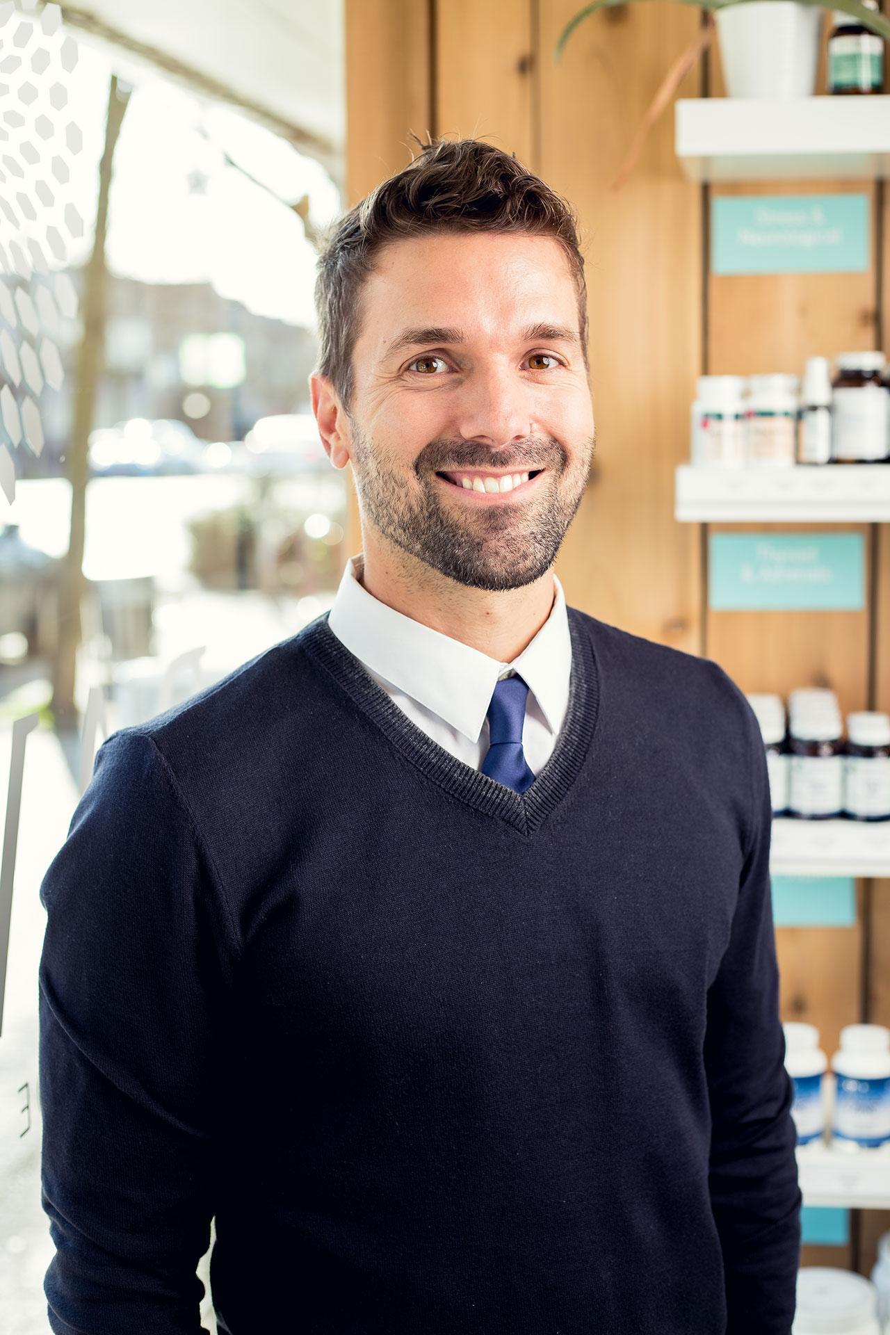 DR. NICHOLAS JENSEN (ND)