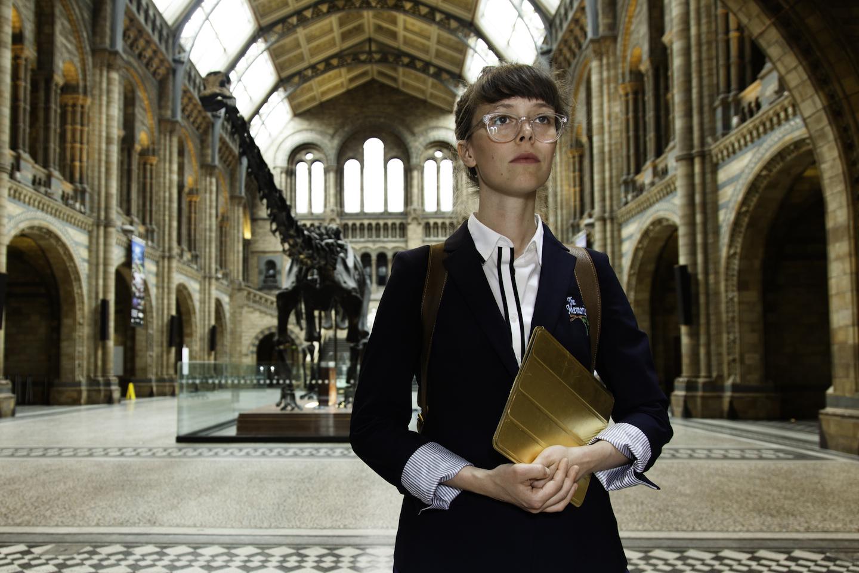 Photo: Chris Friel, avec l'aimable autorisation du Natural History Museum, London.