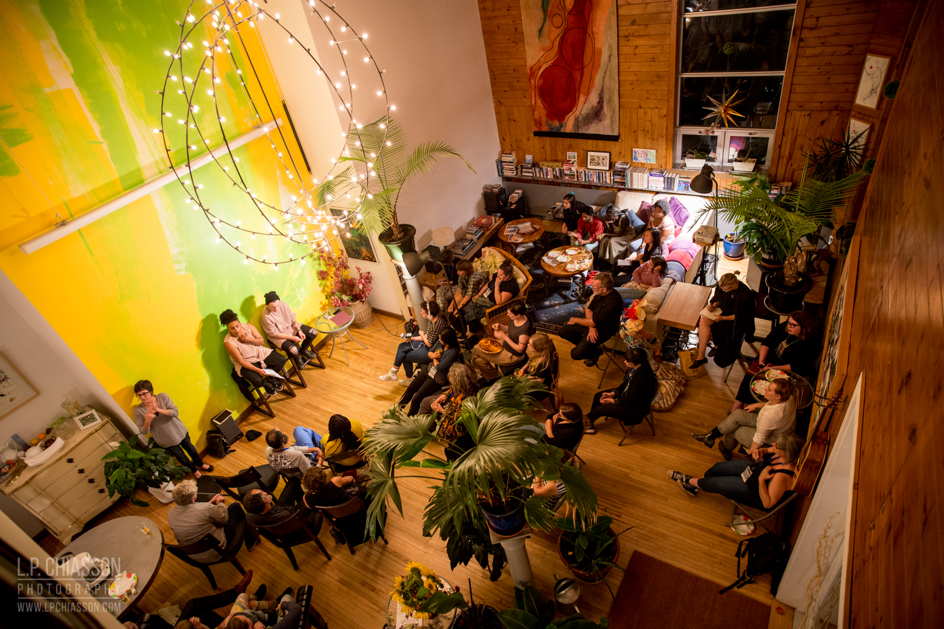 The Magic Project  An Evening of Discussing Art, Activism, and Race Relations