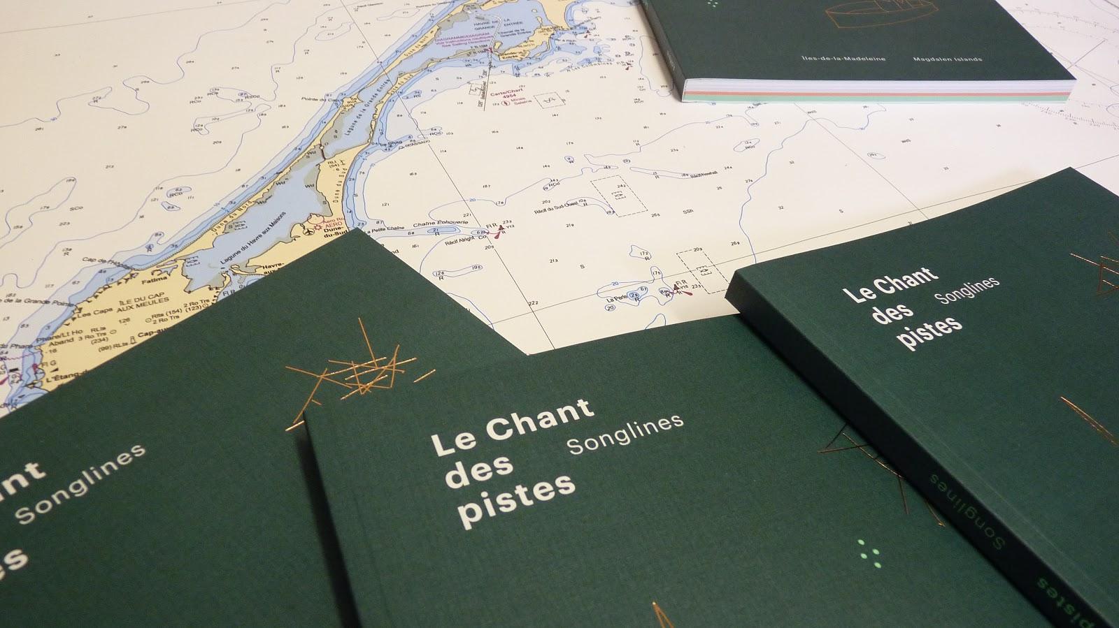 """Caroline Loncol Daigneault   """"Songlines"""" Lancement du livre"""