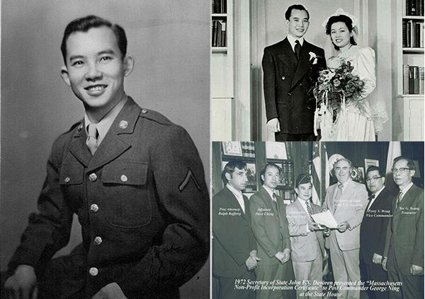 Ko Ning Char Chinese American Wwii Veterans