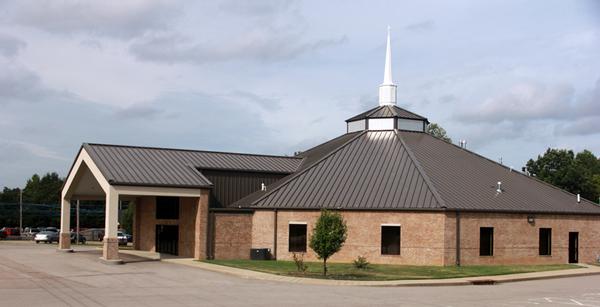 Covington Church of God In Christ -