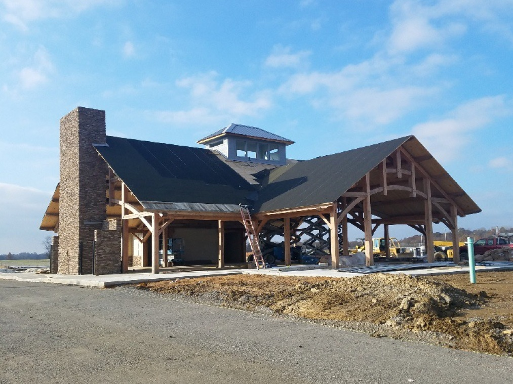 Hoosier Creek Pavilion - Union City, TN