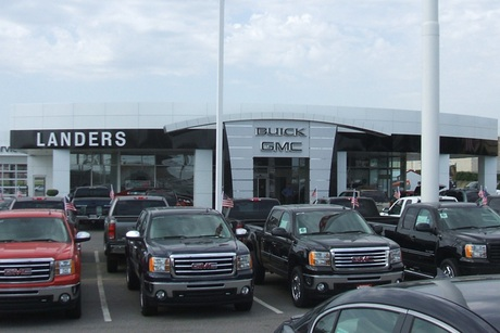 Landers Buick & GMC -