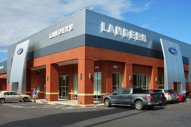 Landers Ford -