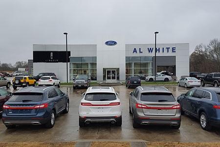 AL White Ford & Lincoln - Manchester, TN