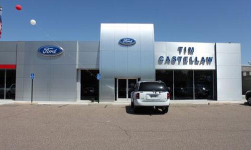Castellaw Ford - Dyersburg, TN