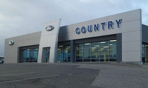 Country Ford - Southaven, MS