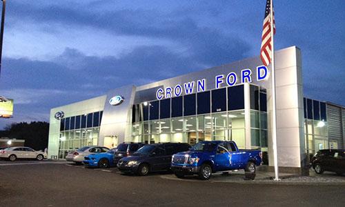 Crown ford - Nashville, TN