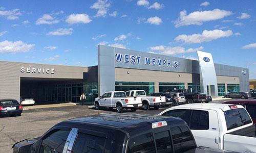 Ford of West Memphis - West Memphis, AR