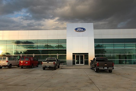 Premier Ford & Lincoln - Columbus, MS