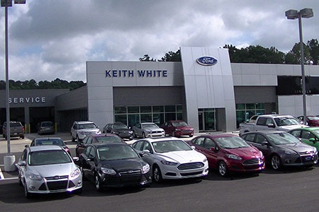 Keith White Ford & Lincoln - Mccomb, MS