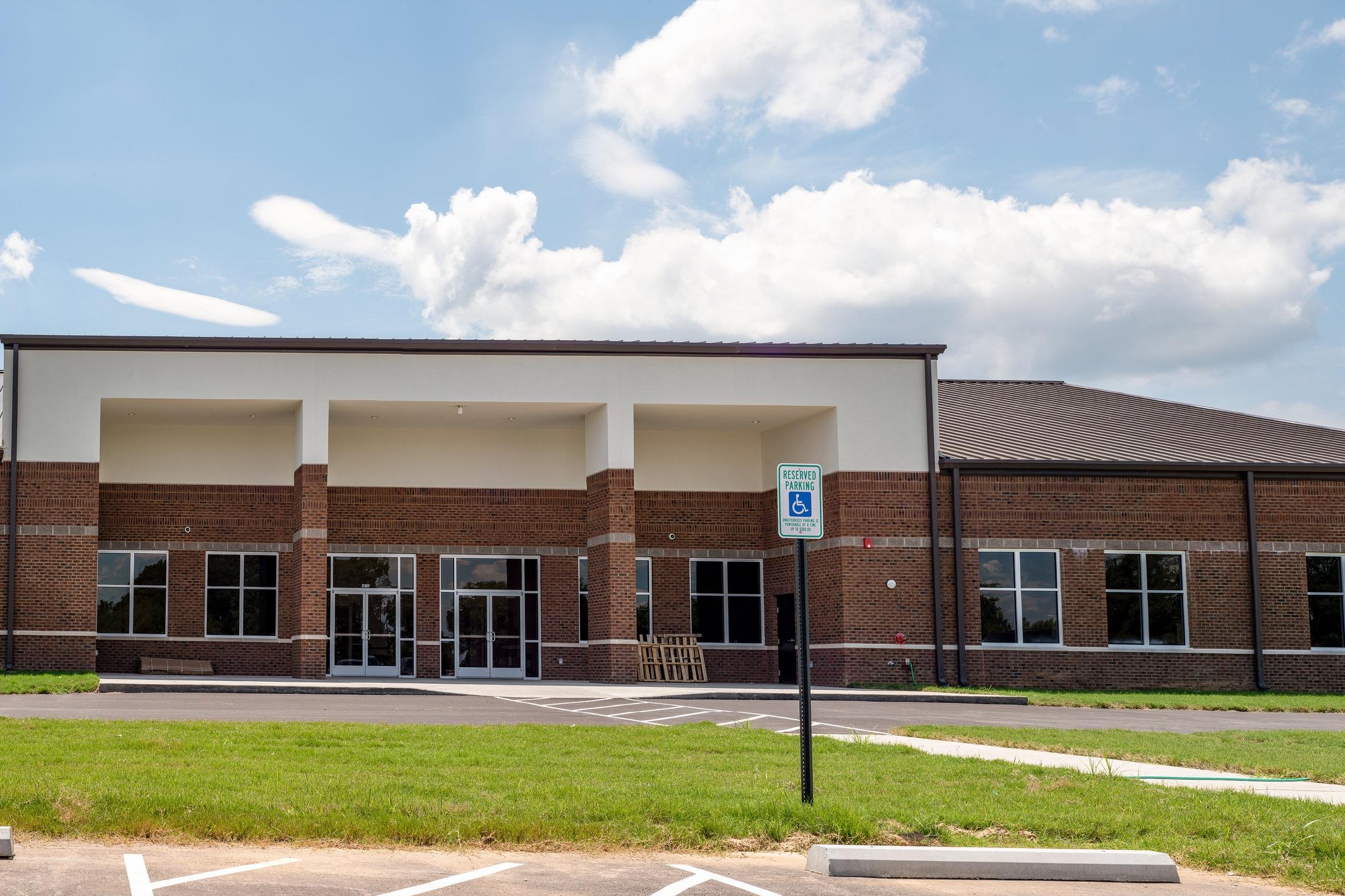 TCA Ground Breaking - Covington, TN