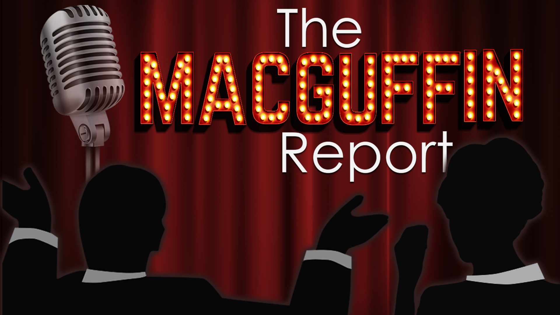 Available Now:The Macguffin report - Topical current event discussion on the entertainment industry - covering movies, TV and American culture from a rarely heard point of view. Featuring: Raechel Wong, Os Davis, and Walter Hong.Subscribe now on iTunes, Google Play, and Spotify.