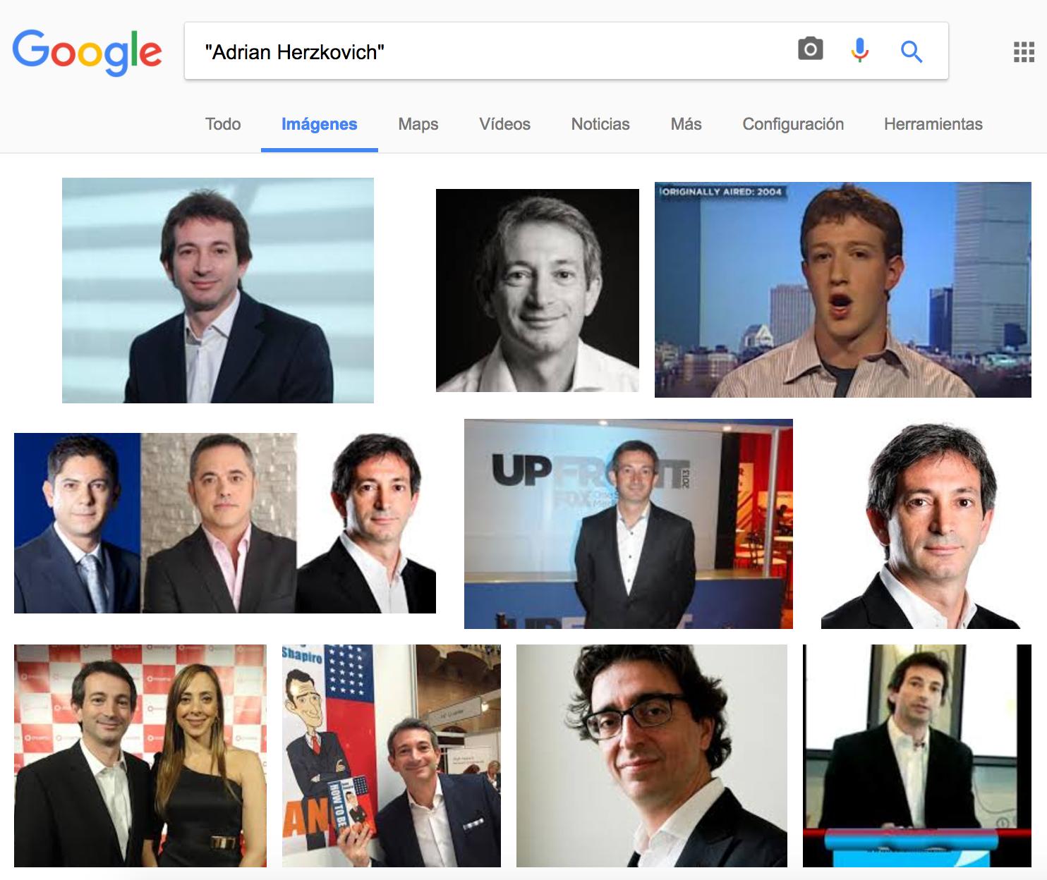 Adrian Herzkovich - Google - Imágenes