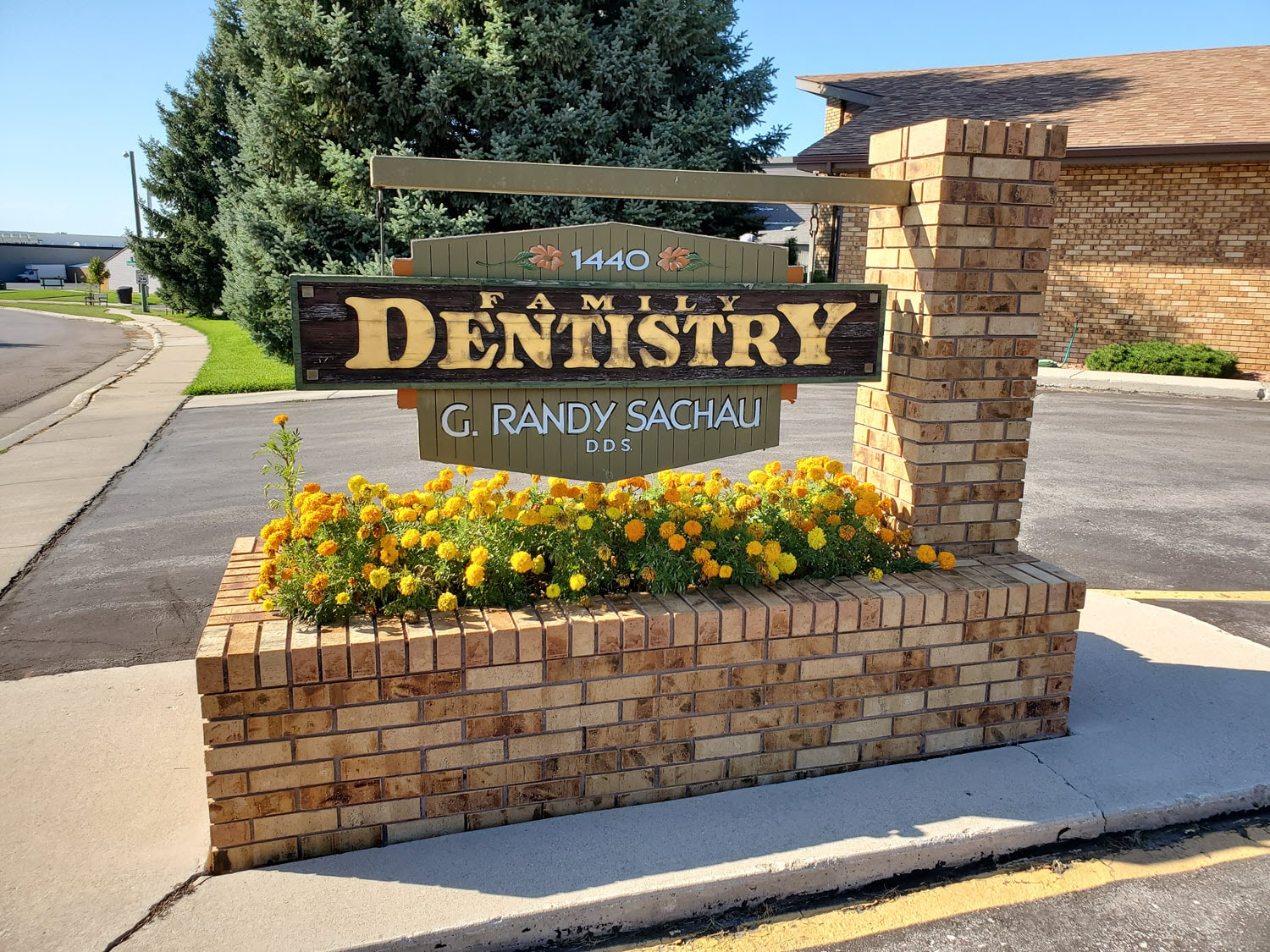 Spearfish Family Dentist - G Randy Sachau Dentistry