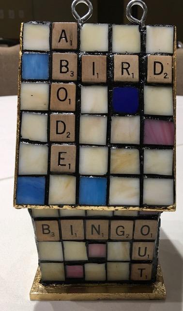 Bird Abode, tiled creation.