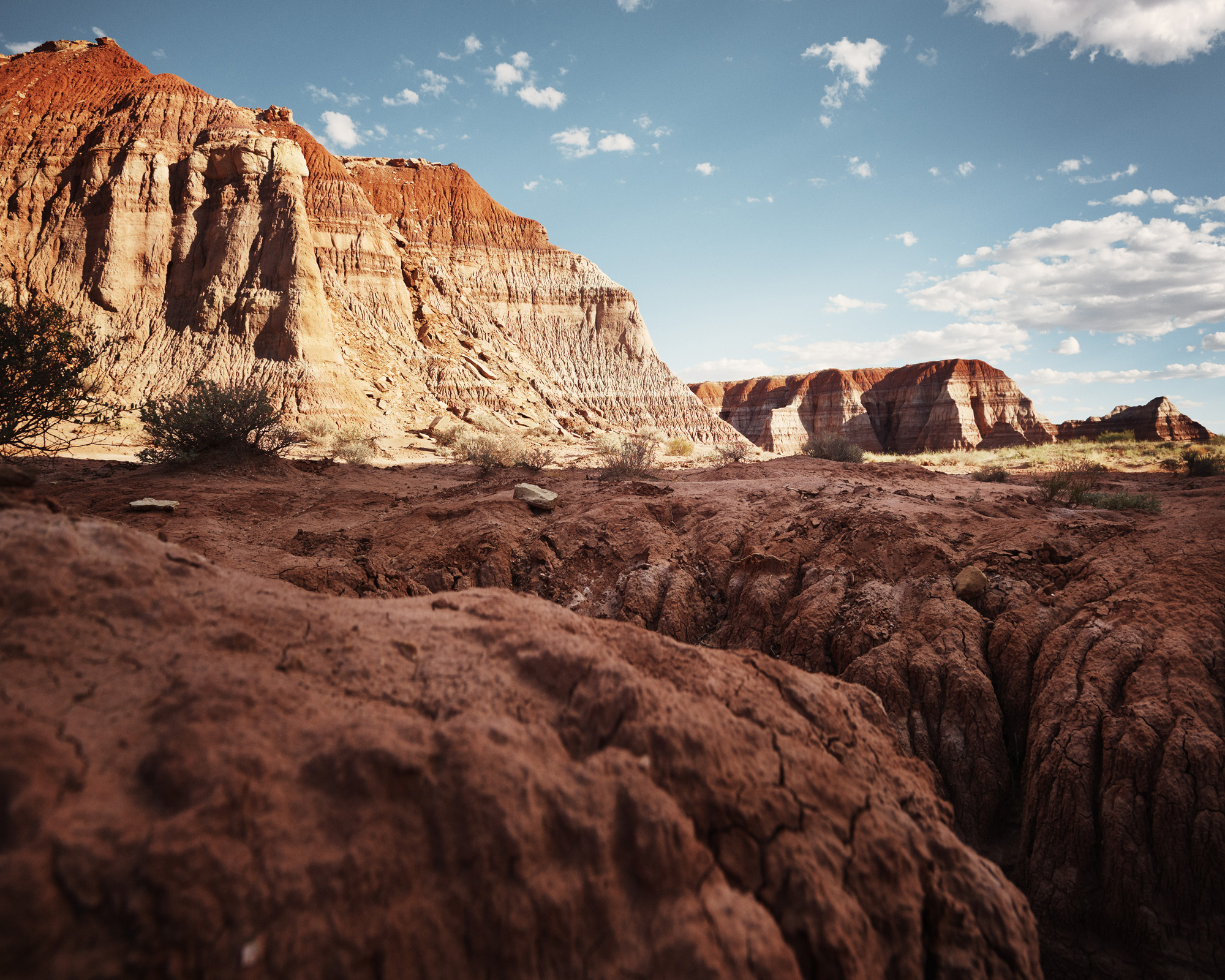 We were blown away by the landscape that surrounded us in Southern Utah.