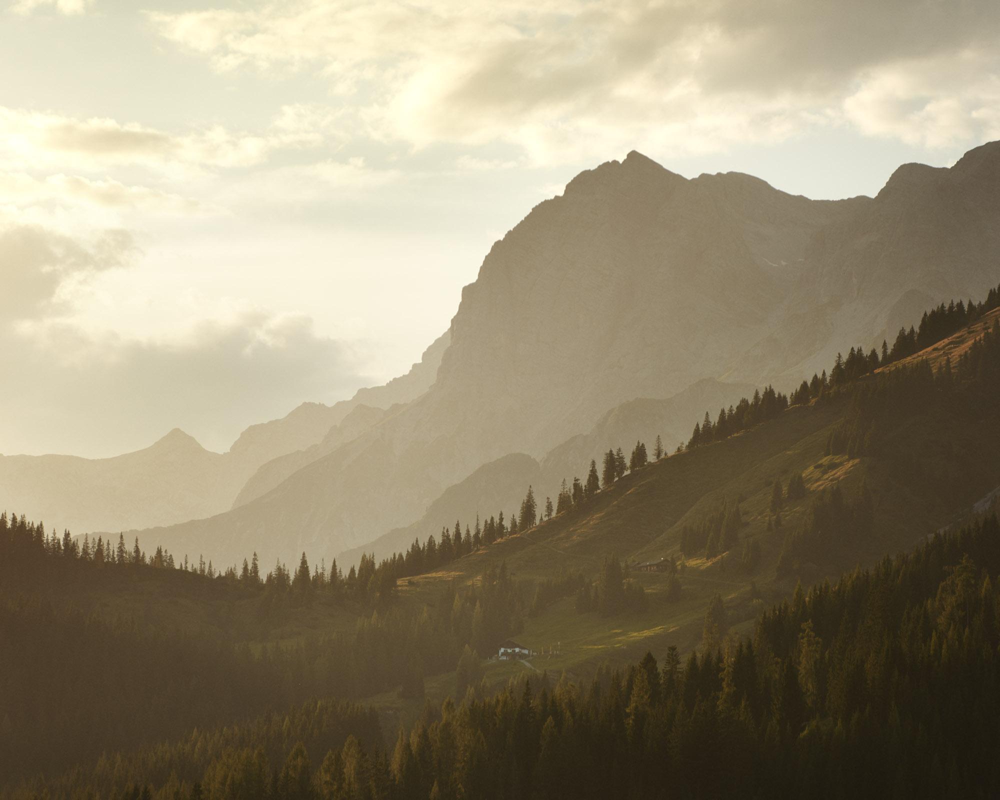 Endless views in the Hochkönig region