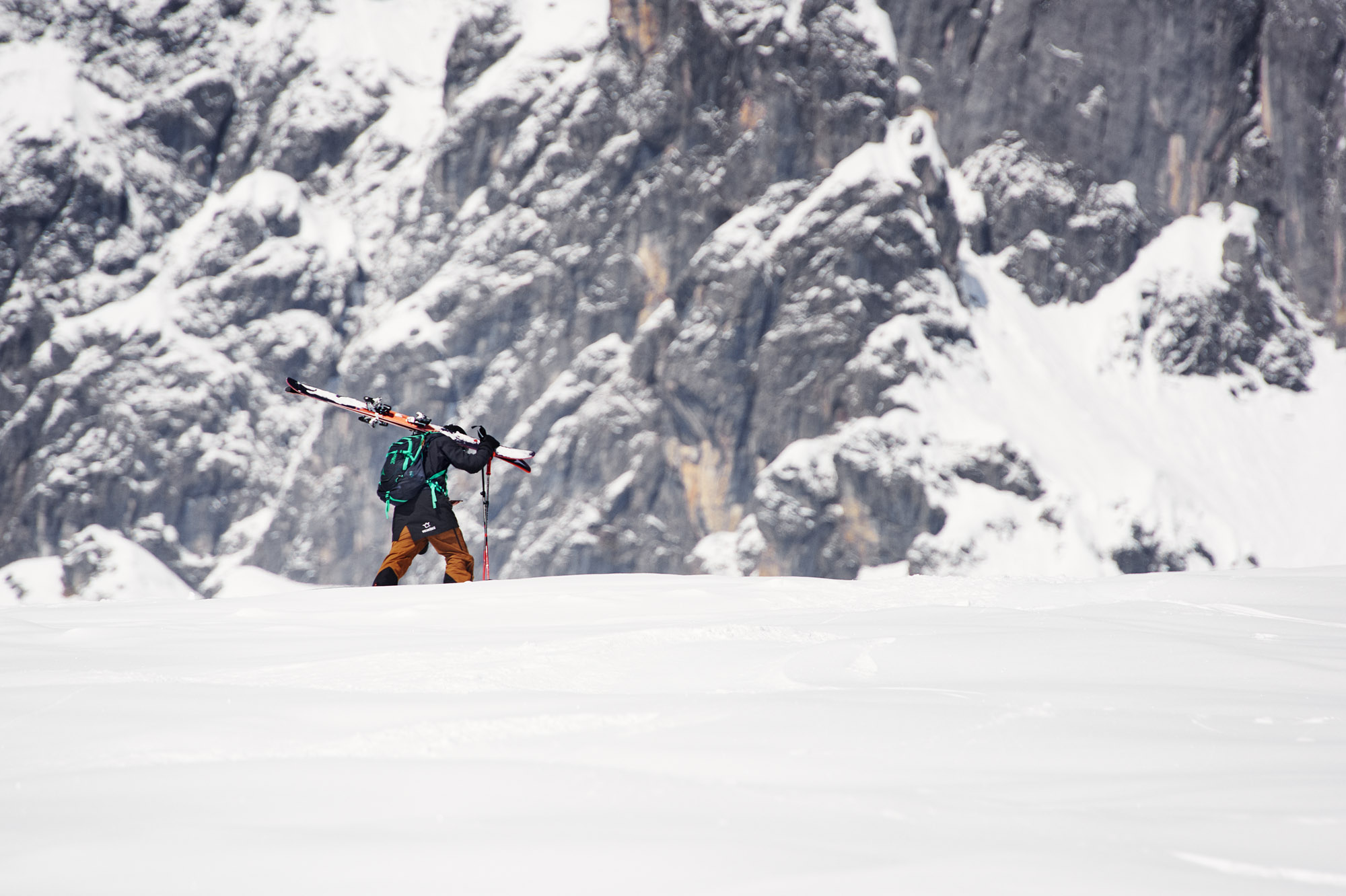 The options for skiing in winter in the Hochkönig region are incredible.