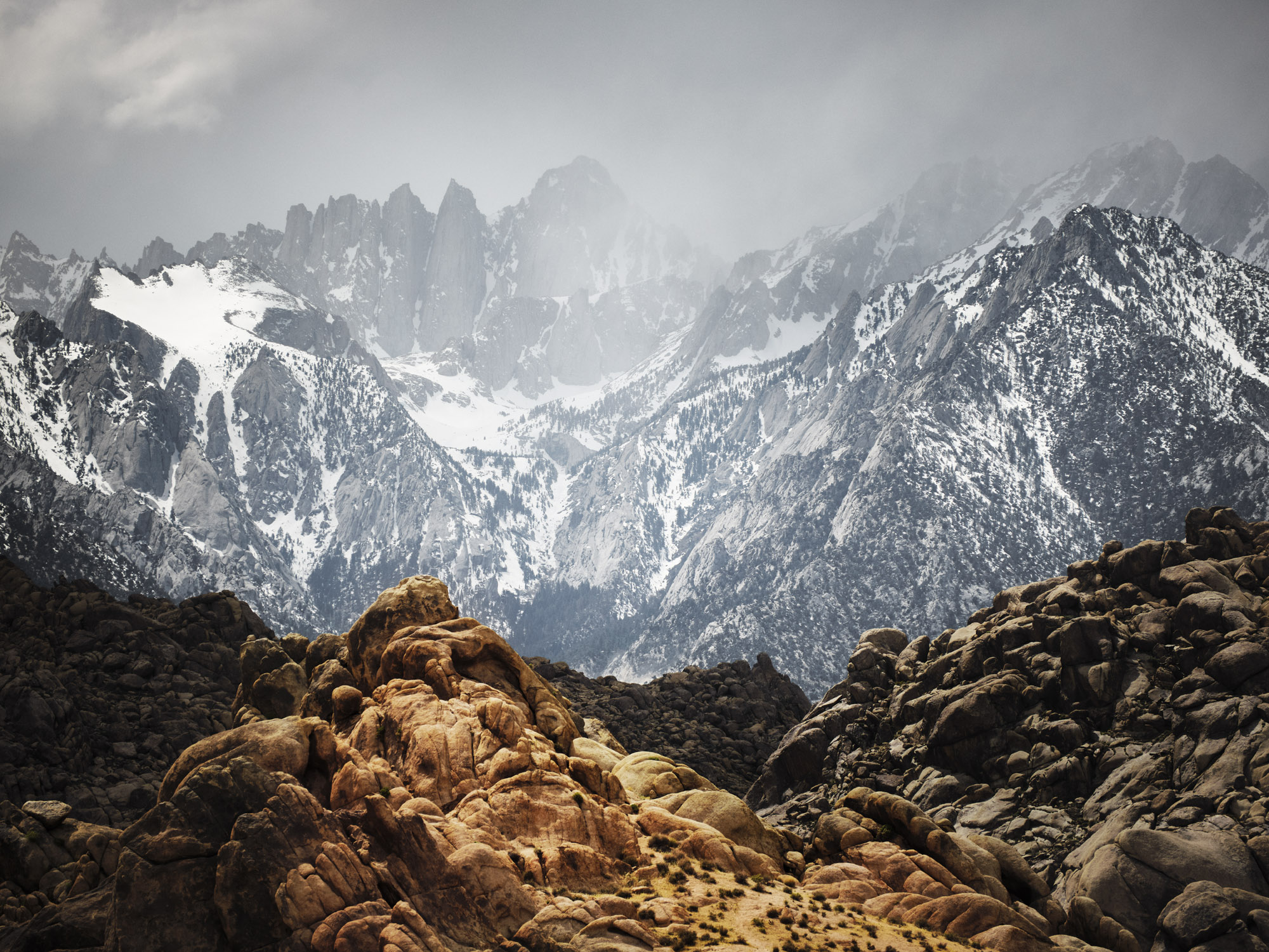 Alabama Hills, California: Spontaneous trips within trips become entirely possible.