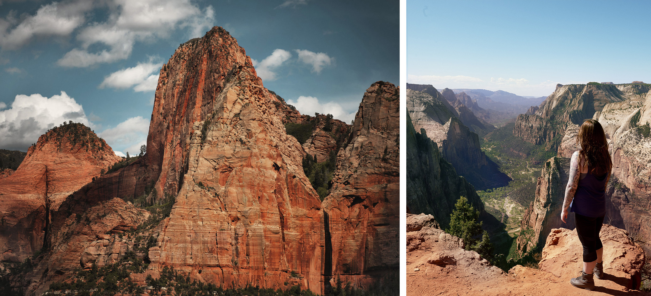 Kolob Canyon & Observation Point, Zion National Park, Utah