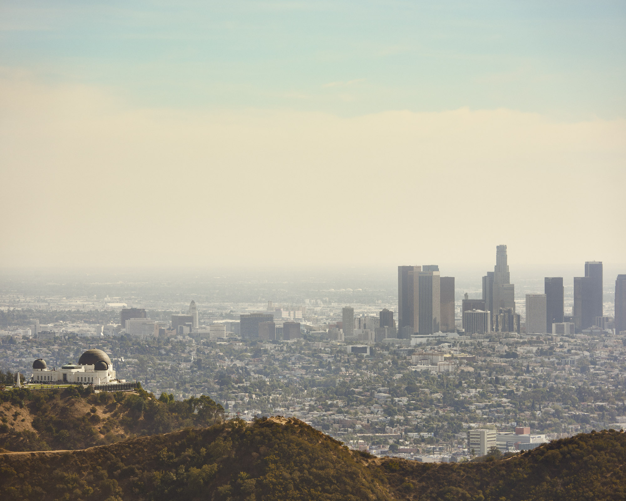 Griffith Park, Los Angeles, California