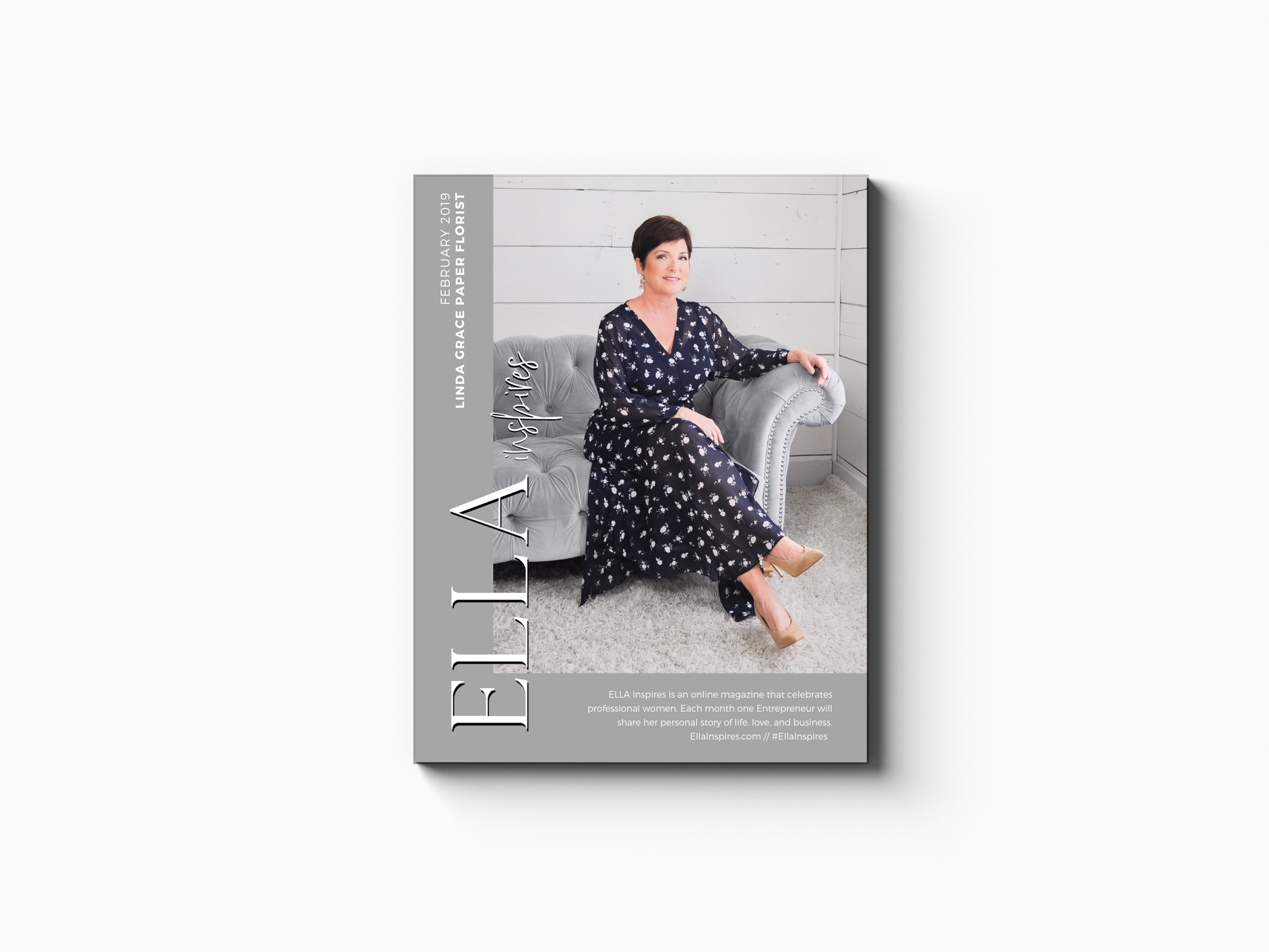 LINDA - 2nd Edition | Subscribe to the Magazine
