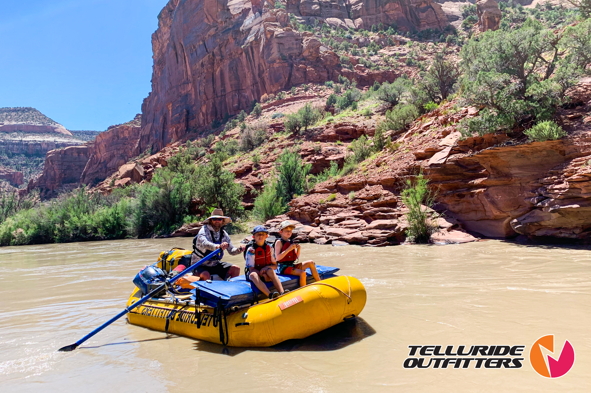 WHITEWATER RAFTING - SUMMER