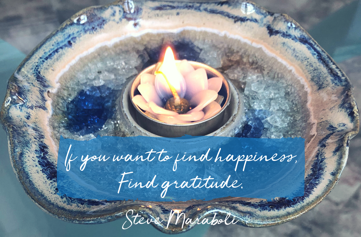 Find Happiness in Gratitude