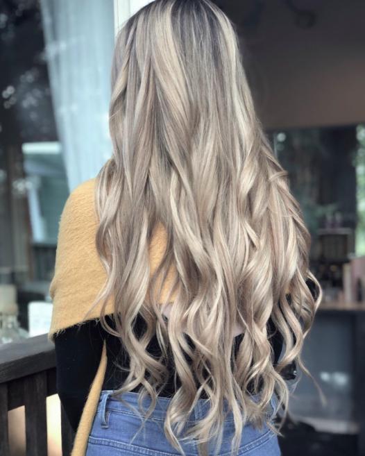 long blonde asain hair .png