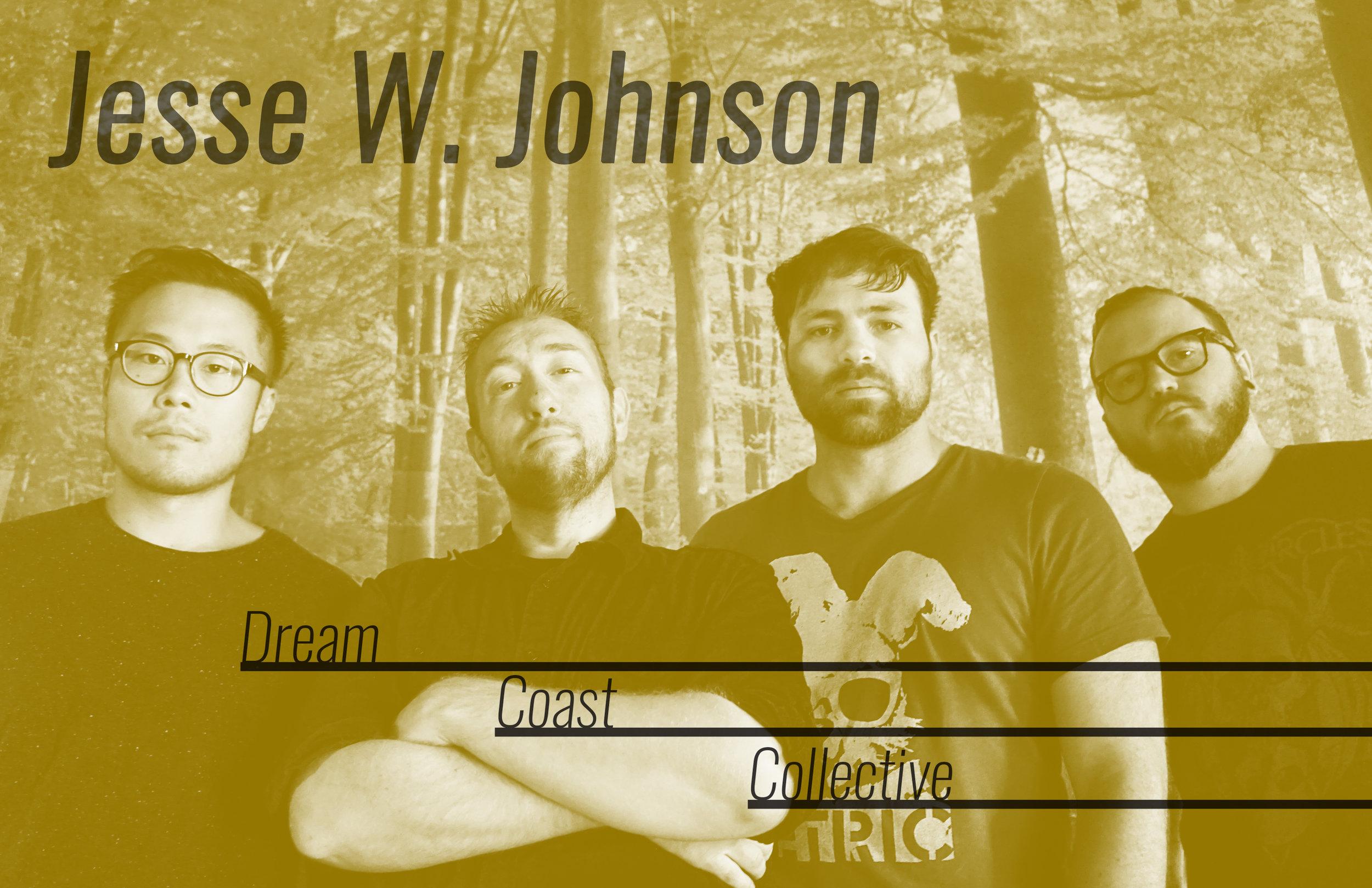 Dream Coast Band - Jesse W. Johnson.jpg