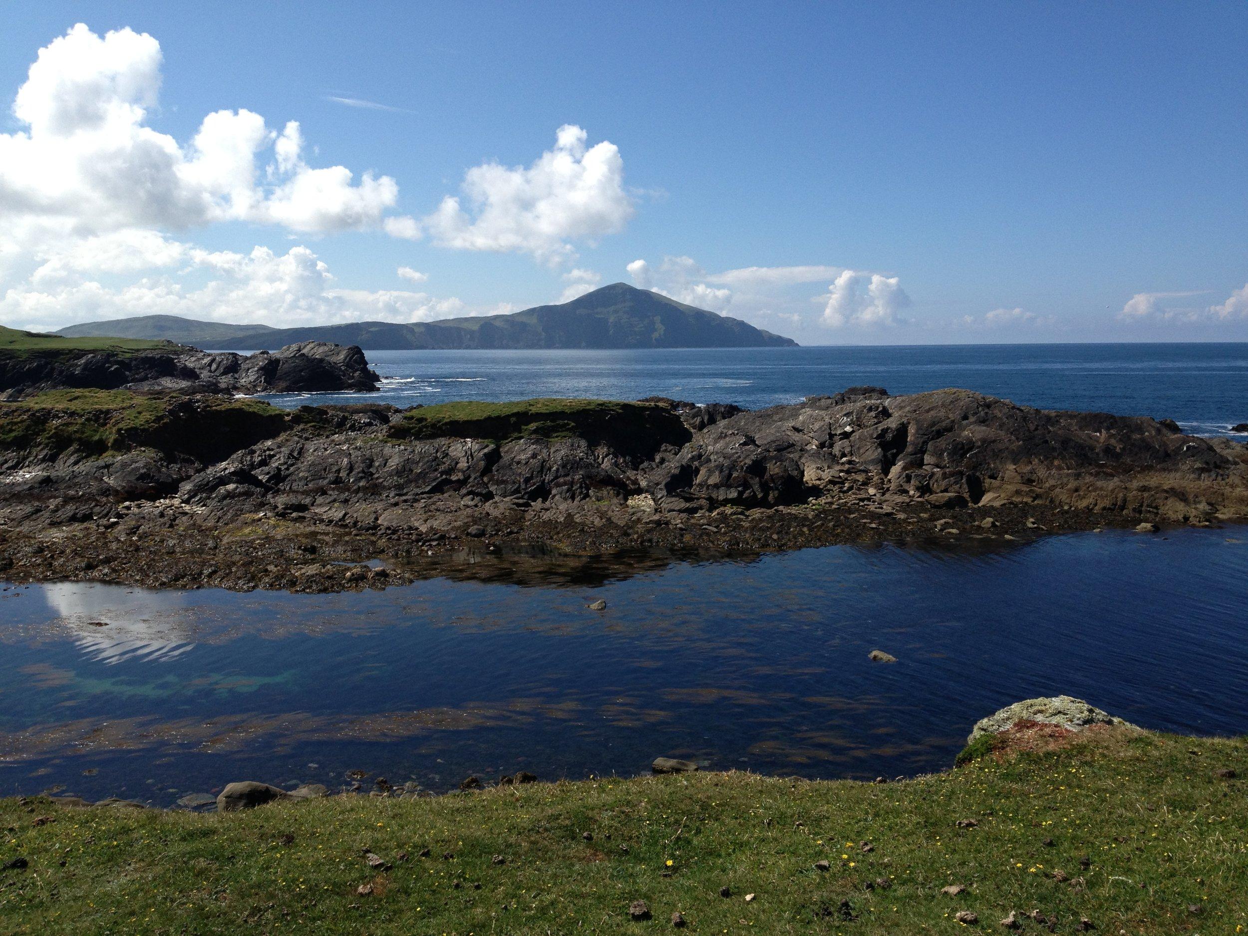 Achill Island, Maigh Eo, Republic of Ireland