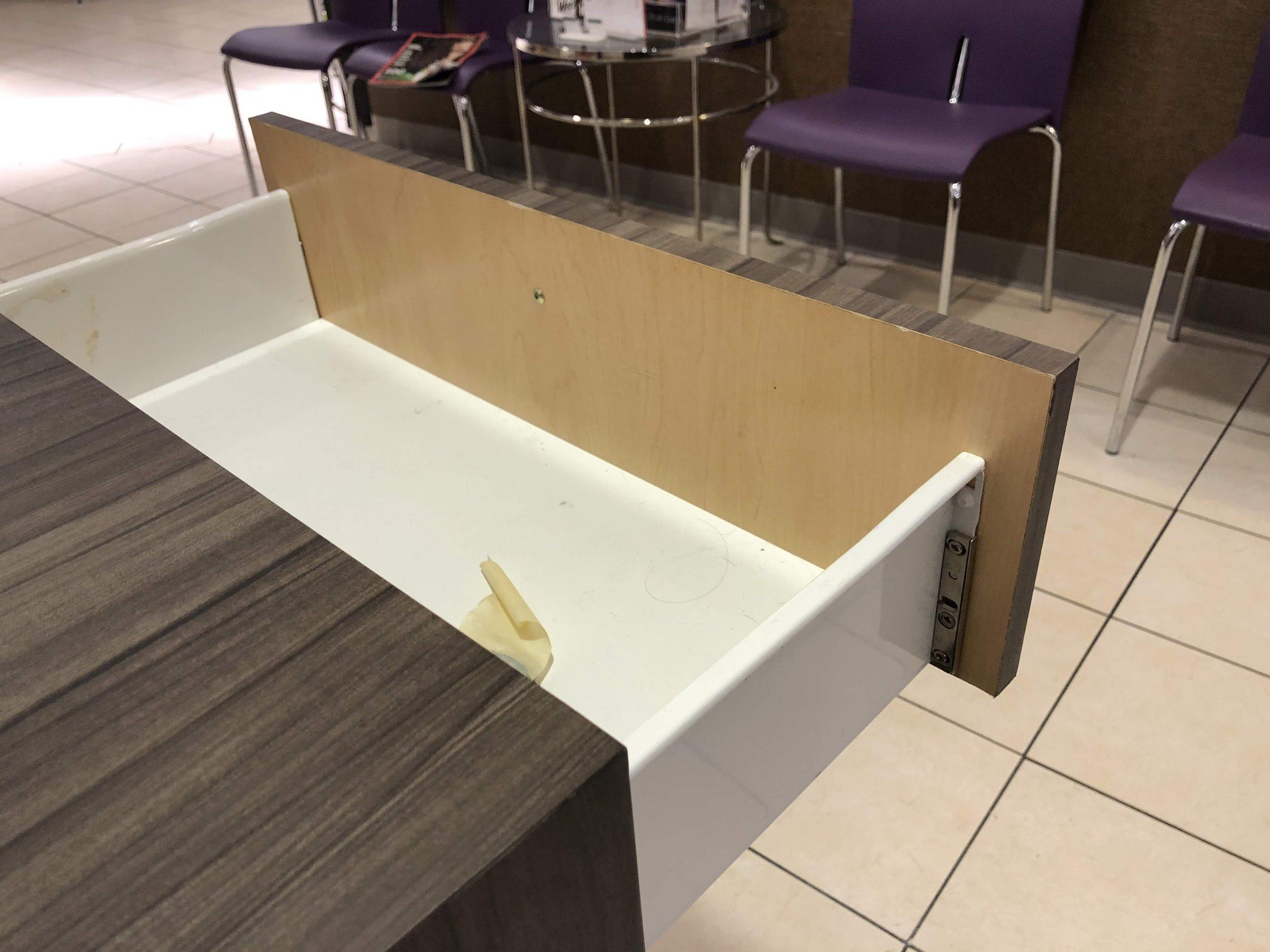 File Cabinet Wrap