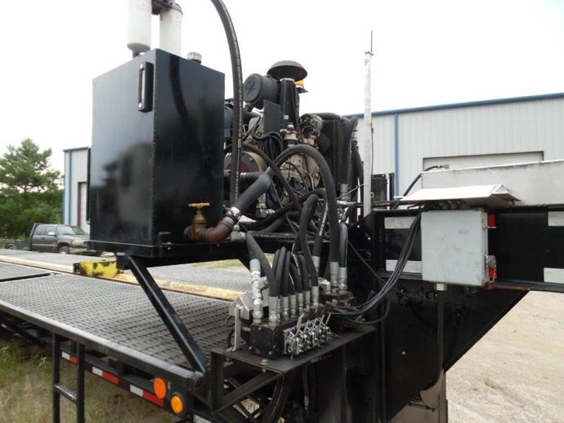2016 Laydown machine Hydraulic -
