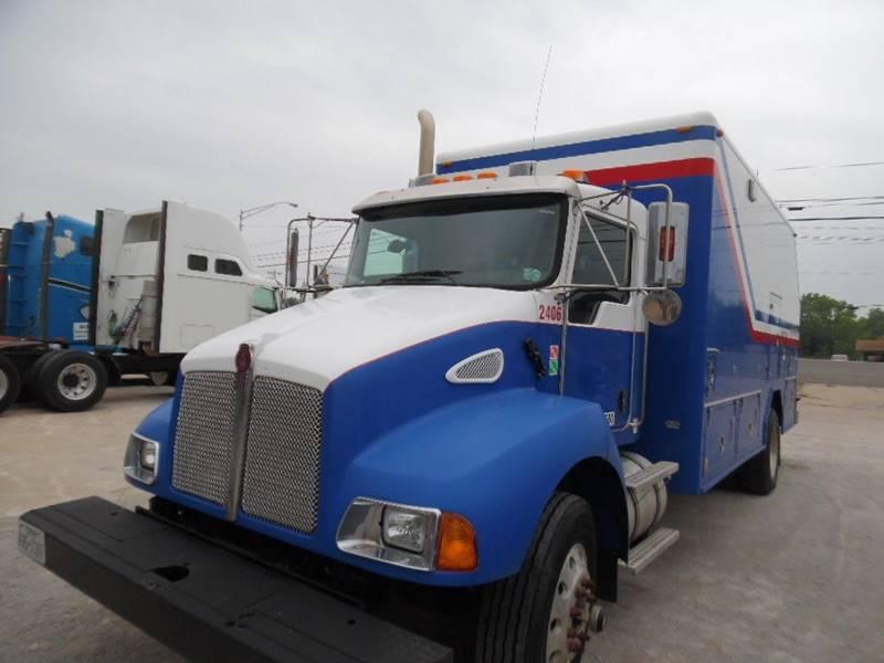 2007 Kenworth Slickline Truck -