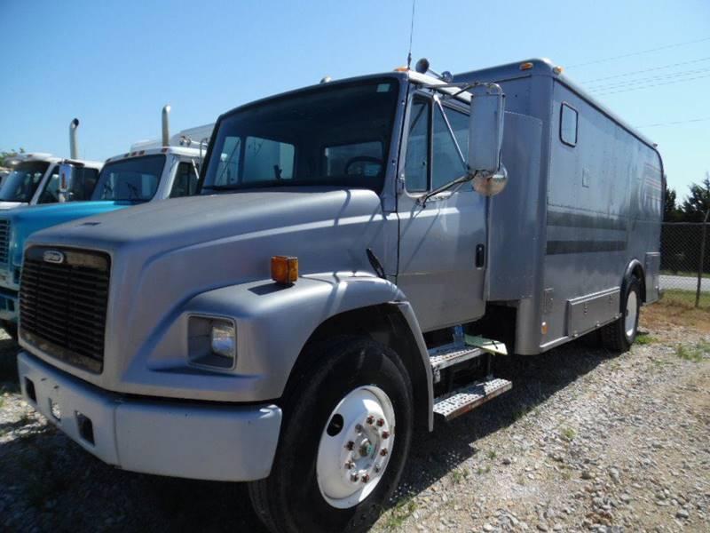 1997 Freightliner Gearheart wireline -