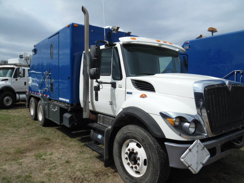 2012 International E-line Truck -