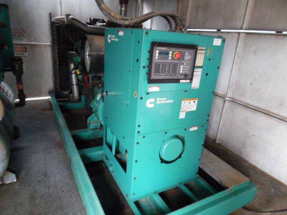 2012 Cummins 500KW Generator -