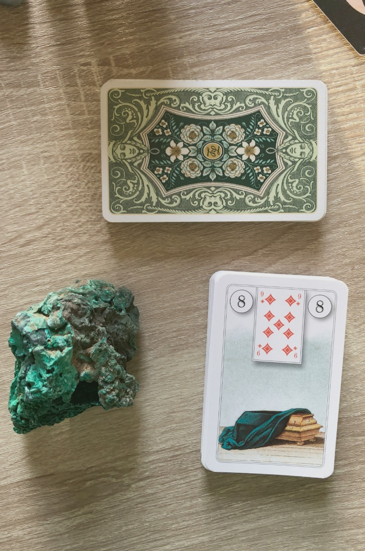 Lenormand Coffin card meanings and interpretations. Learn how to read the Lenormand Coffin card for general, love, business, money, health and other types of readings. In Lenormand decks, Coffin is a card which represents the death of relationships.