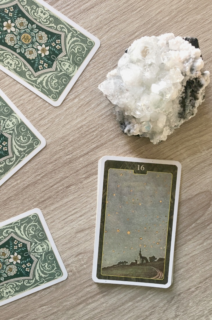 Lenormand Stars card meanings and interpretations. Learn how to read the Lenormand Stars card for general, love, business, money, health and other types of readings. In Lenormand decks, Stars is a card which represents luck in relationships.