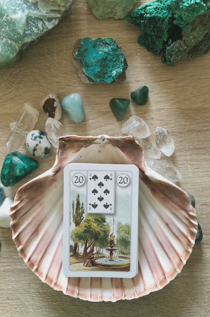 Lenormand Garden card meanings and interpretations. Learn how to read the Lenormand Garden card for general, love, business, money, health and other types of readings. In Lenormand decks, Garden is a card which represents socialization in relationships.