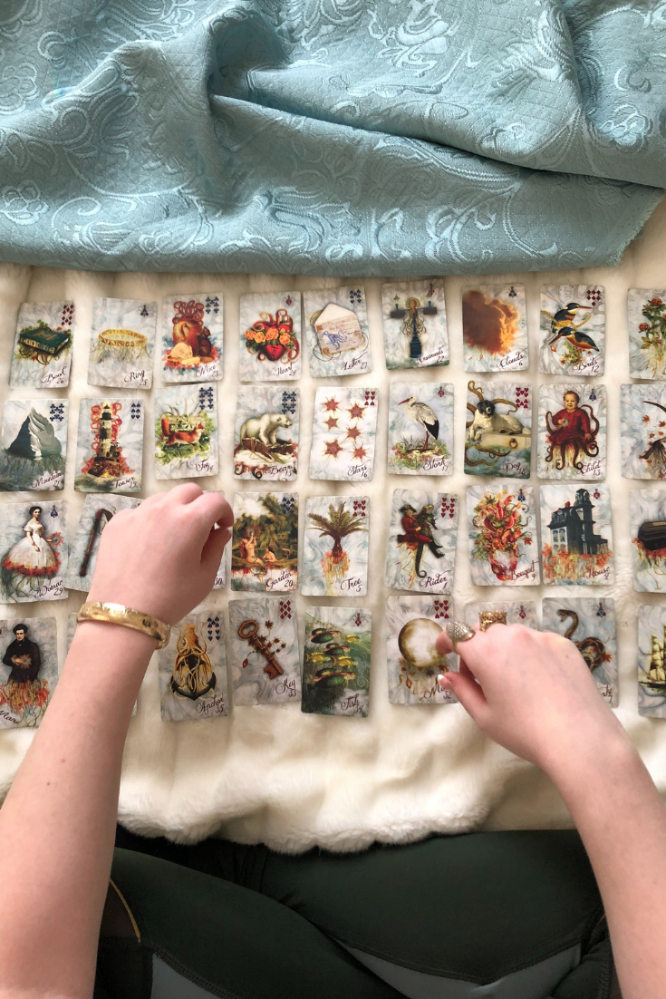 Trying to read a Lenormand Grand Tableau but do not know what the houses mean? Are all of the spread positions in this large layout overwhelming you? If so, don't worry! I am going to explain the meanings of all of t.png