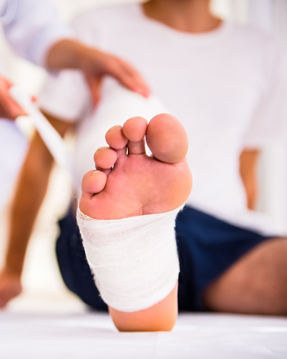 wound care specialist, podiatrist in cherry hill, nj and ridley park, pa
